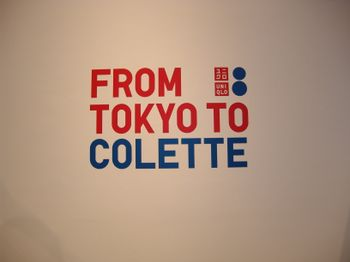 Tokyo to colette