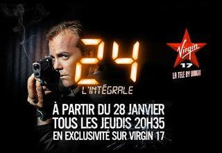 Virgin 17 24 heures chrono