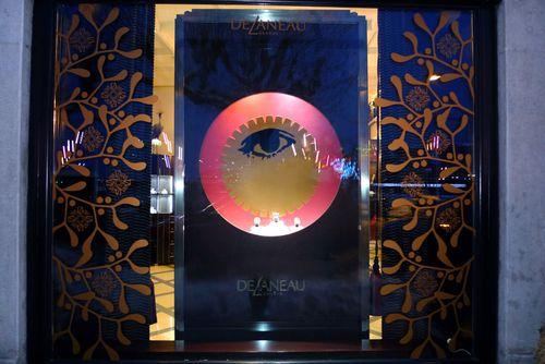 Delaneau vitrine oeil 2