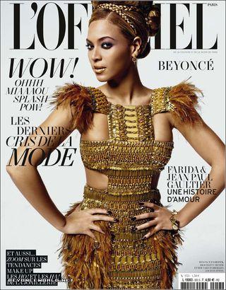 Beyonce couv