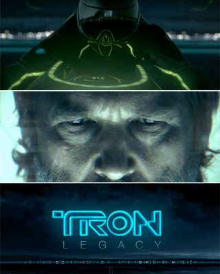 Tron-legacy cover
