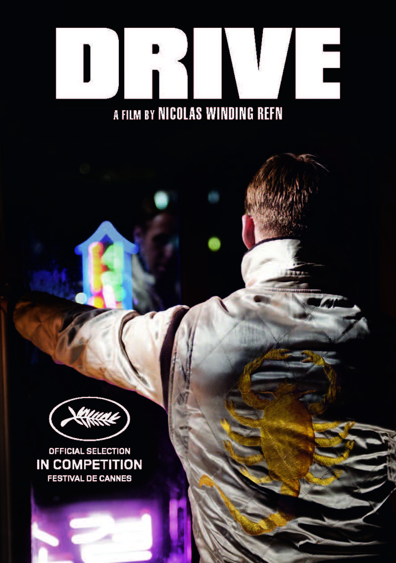Drive poster to