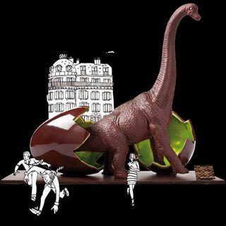 JurassicPaques